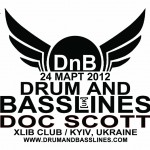 Drum and Basslines 4 Logo