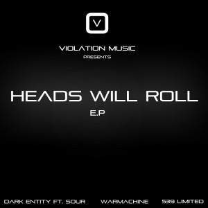 VIO001 - Heads will Roll EP