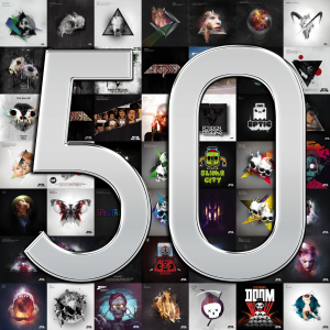 Never Say Die 50th Release