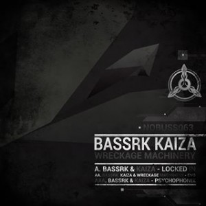 Bassrk, Kaiza & Wreckage Machinery - Unreleased EP