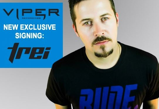 Trei - Exclusive signing on Viper Recordings