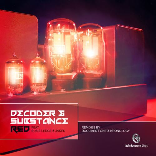 Decoder and Substance - Red feat Susie Ledge and Jakes