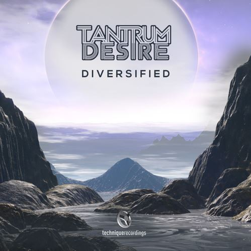 Tantrum Desire - Diversified LP