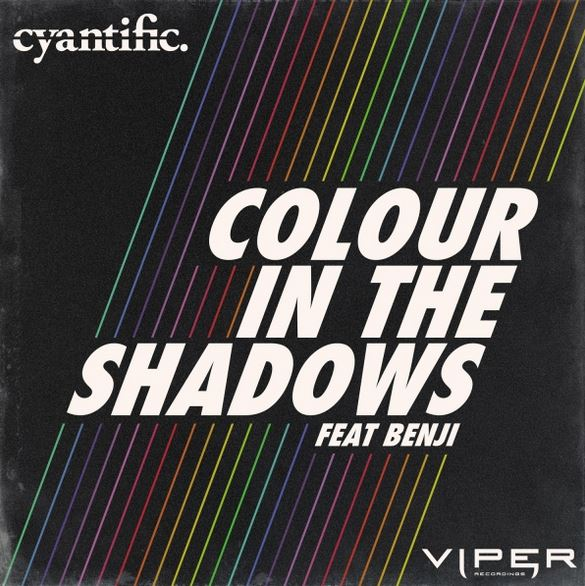 Cyantific - Colour n the Shadows