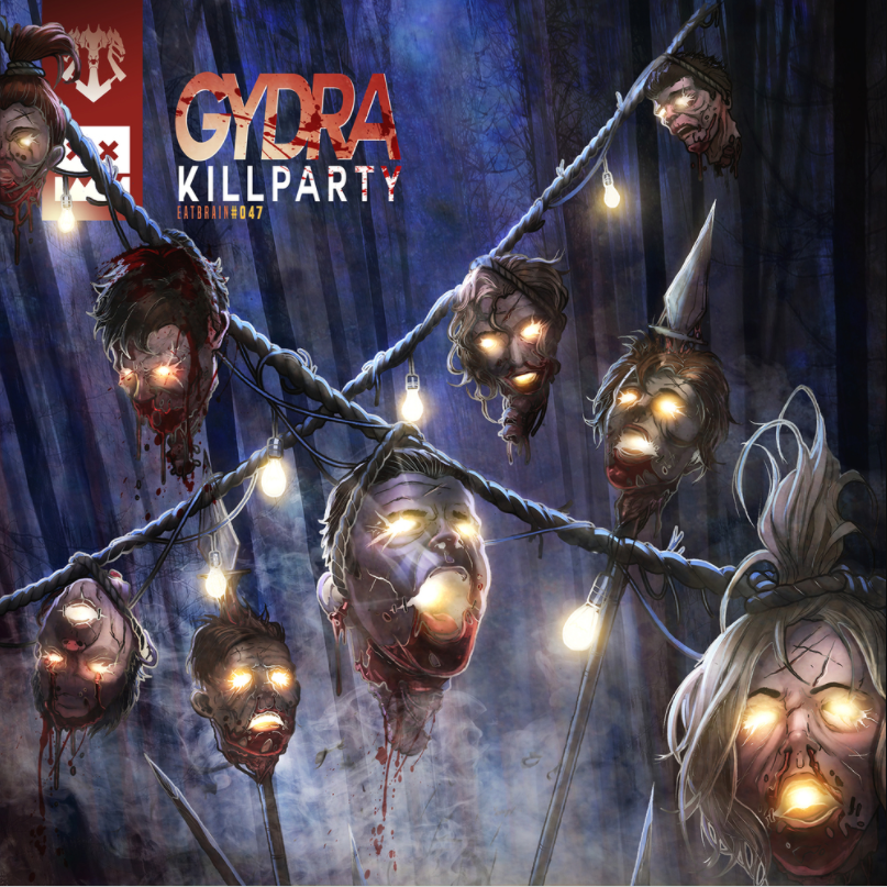 Gydra - Killparty EP