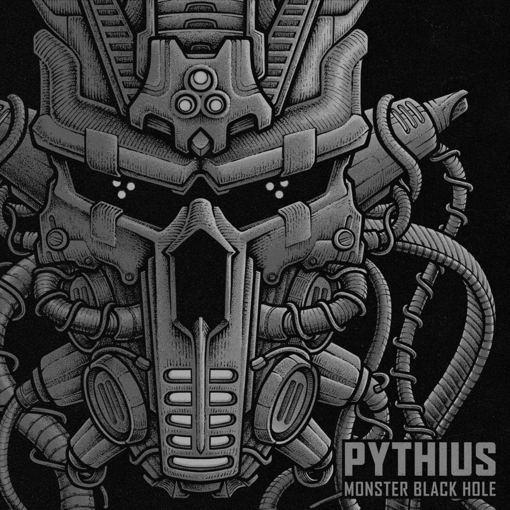 Pythius - Monster Black Hole